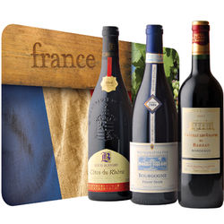 Tour de France Wine Gift Pack