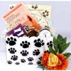 Dog Lover Sympathy Basket