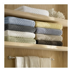 Valentino Hotel Collection Egyptian Cotton 6 Piece Spa Towel Set