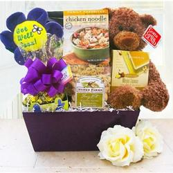 Warm Tidings Get Well Gift Basket