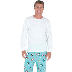 Penguin Pajamas for Him