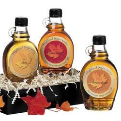 Maple Syrup Grade A Sampler