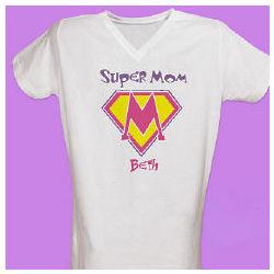 Super Mom Night Shirt