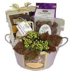Mother's Day Sweets Gift Bucket