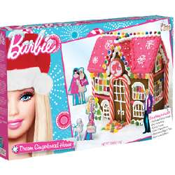 Barbie Dream Gingerbread House