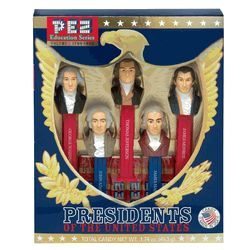 Pez Presidents of The United States Volume I