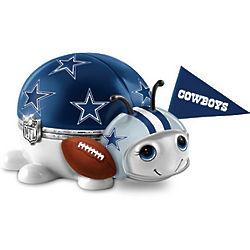 Dallas Cowboys Number One Fan Bug Music Box