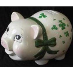 Musical Irish Piggy Bank