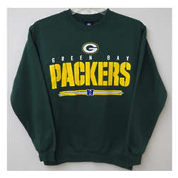 Green Bay Packers Men's Critical Victory Fleece Sweatshirt