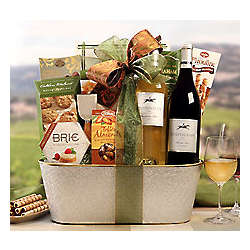 Steeplechase Vineyards Duet Gift Basket