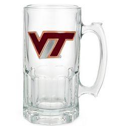 Virginia Tech University Moby Beer Mug