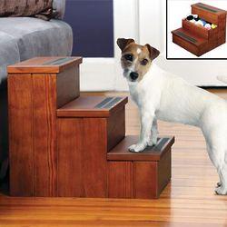 Dog Step and Storage