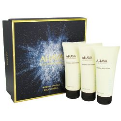 Mineral Sparkle Personal Care Set