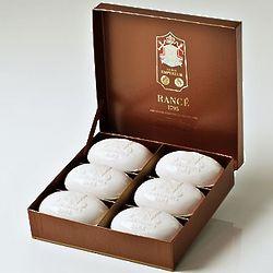 Rance Le Roi Empereur Fine Soap for Men Gift Box
