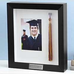 Graduate's Tassel Shadowbox Frame