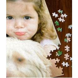 408 Piece Personalized Photo Puzzle