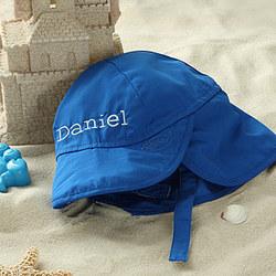 Boys Infant & Toddler SunShield™ Flap Hat