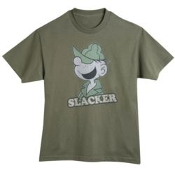Beetle Bailey Slacker T-Shirt