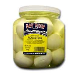 Pickled Eggs by the Case