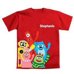 Yo Gabba Gabba! Gabba Friends T-Shirt