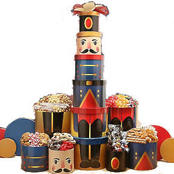 Nutcracker Sweets Snack Tower