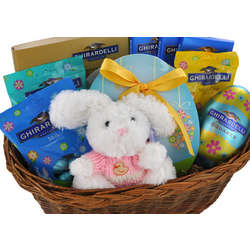 Easter Greetings Gift Basket