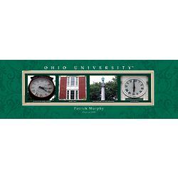 Ohio University Architecture Personalized Art Print