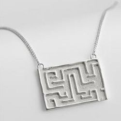 Engravable Journey Inspiration Necklace
