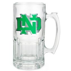 University of North Dakota Moby Beer Mug