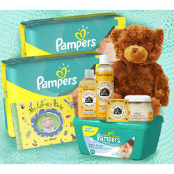 Enjoy Me Baby Gift Basket