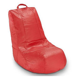 Standard Red Video Bean Bag Chair
