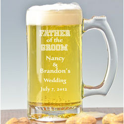Personalized 13 oz. Wedding Party Mug for the Guys