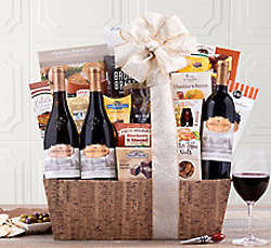 Chateau St. Jean Wine Trio Gift Basket