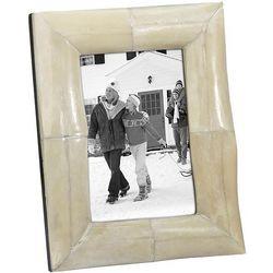 Organic Bone 4x6 Picture Frame