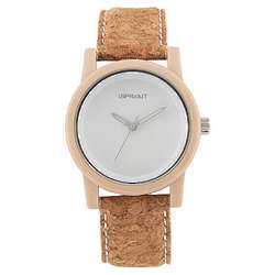 Cork Band Watch
