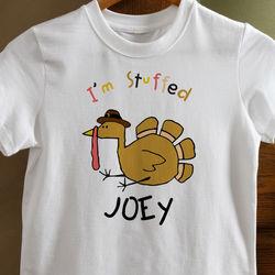 I'm Stuffed Youth T-Shirt