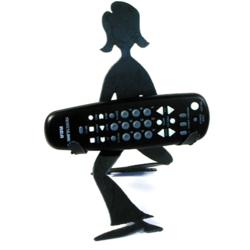 Cabana Girl Remote Control Holder