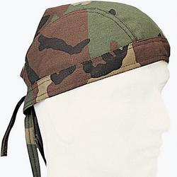 Woodland Camo Headwrap