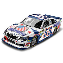 NASCAR Mark Martin Red, White, and Blue Diecast Car