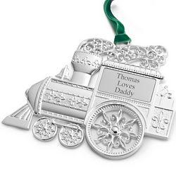 Heirloom Train Christmas Ornament