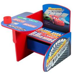 Disney Cars Chair Desk