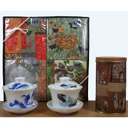 Tea for Two Asia Gift Set