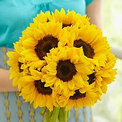 Sunflower Floral Bouquet