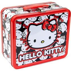 Classic Hello Kitty Lunch Box
