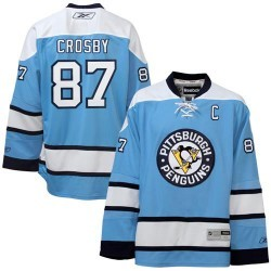 Pittsburgh Penguins #87 Sidney Crosby Premier Hockey Jersey