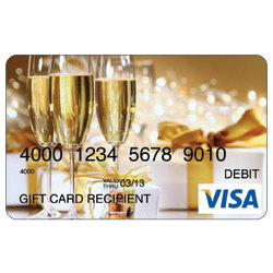 Celebrate Visa Gift Card