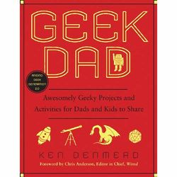 Geek Dad Paperback Book