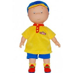 "Caillou 14"" Doll"