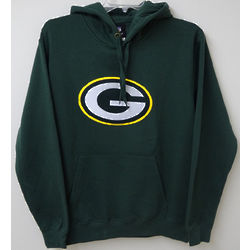 Men's Packers Hooded Sweatshirt
