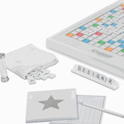 Scrabble Pearl Edition